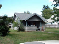A picture of the house on 117 N. Asbury, Moscow, Id