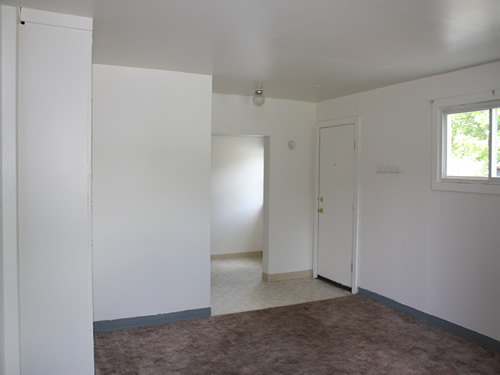 A one-bedroom apartment at 317 Spotswood Street, #2