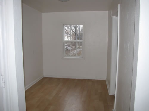 A two-bedroom apartment at The Elysian Fourplexes, 1101 E.Third Street, #102