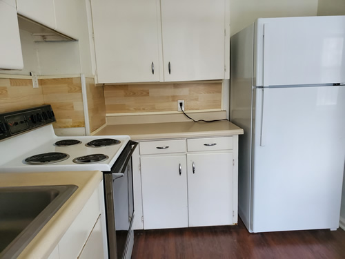 A three-bedroom at The Elysian Fourplexes, 1106 East Third Street, apartment 102 in Moscow, Id
