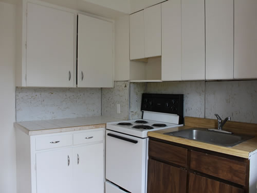 A three-bedroom apartment at The ELysian Fourplexes, 1111 Third, St. #101, Moscow Id  83843