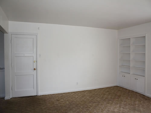 A one-bedroom at The Elysian Fourplexes, 1122 East Third Street, apartment 201 in Moscow, Id