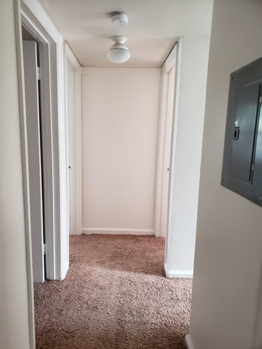 A one-bedroom at The Elysian Fourplexes, 303 Palouse Court, apartment 101 in Moscow, Id