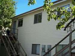 Exterior picture of The Elysian Annex Apartments on 1210 East Fifth in Moscow, Id