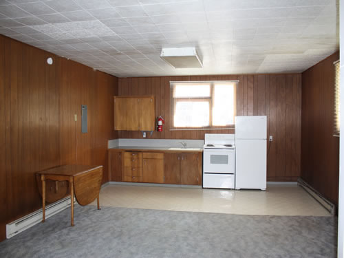 A studio apartment on 1215 Stadium Way in Pullman, Wa