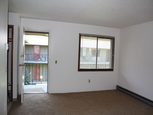 A two-bedroom at The Laurel Apartments, apartment 16 on 1585 Turner Drive in Pullman, Wa
