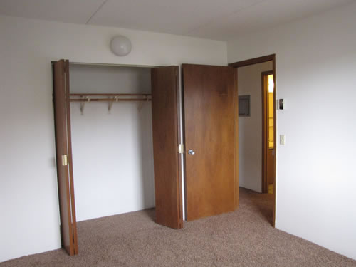 A two-bedroom apartment at The Laurel, 1585 Turner Drive, apt. 19