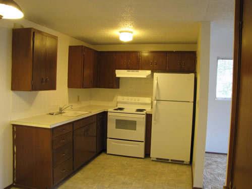 Apartment 10, one-bedroom at The Aegis Apartments, 1610 Wheatland Drive, Pullman, Wa