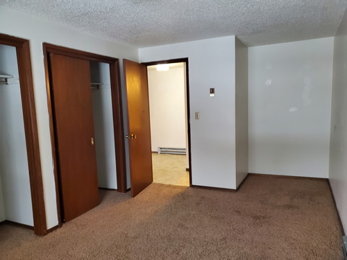 A one-bedroom at The Aegis Apartments, apartment 9 in Pullman, Wa
