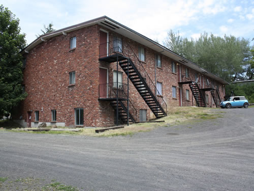 Exterior Picture of The Aegis Apartments, 1610 Wheatland Drive in Pullman, Wa