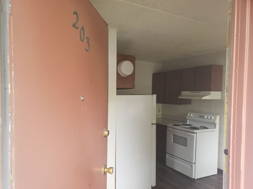 Picture of apartment 203 at The Morton Street Apartments, 545 Morton Street in Pullman, Wa