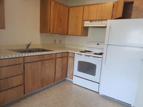 A one-bedroom at The Lamont Apartments, 1810 Lamont St., apt. 12, Pullman WA 99163