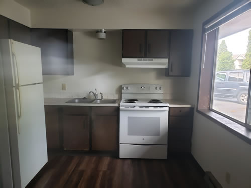 A two-bedroom  at The Valley View Apartments, 1325 Valley  Rd., #27, Pullman WA 99163