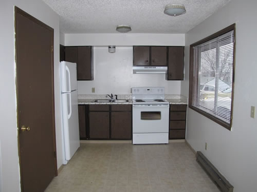 A two-bedroom at The Valley View Apartments, 1325 Valley Rd, #50, Pullman WA 99163