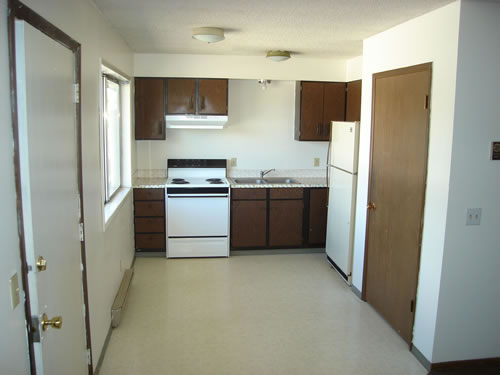 Picture of apartment 63, a two-bedroom at The Valley View Apartments, 1325 Valley Road in Pullman, Wa