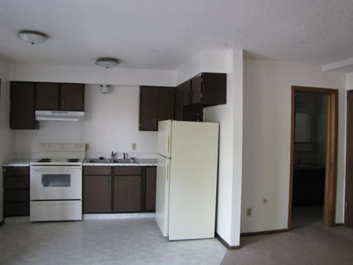 Picture of apartment 4, a one-bedroom at The Valley View Apartments, 1425 Valley Road, Pullman, Wa
