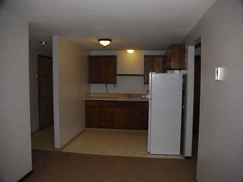 A two-bedroom apartment at The West View Terrace, 1142 Markley Drive, apt. 2; Pullman, Wa
