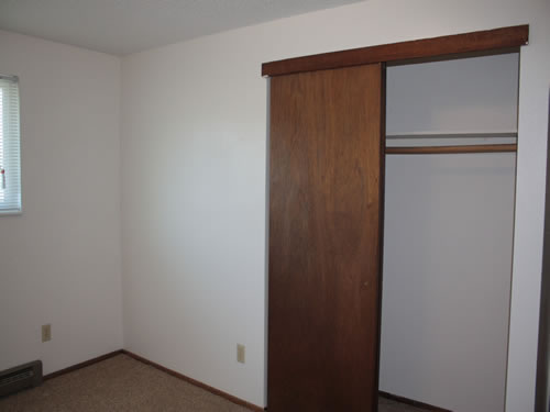 A two-bedroom at The West View Terrace Apartments, 1142 Markley Drive, apartment 7 in Pullman, Wa