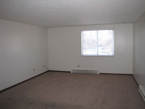 A two-bedroom at The West View Terrace, 1146 Markley Dr., apartment 6