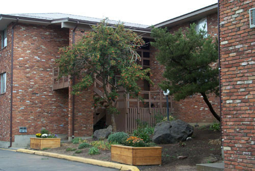 West View Terrace Apartments Pullman Wa